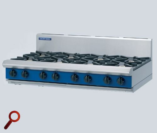 Blue Seal Evolution G518D-B Gas 8 Burner Hob